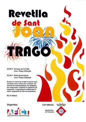 Revetlla de Sant Joan a Tragó